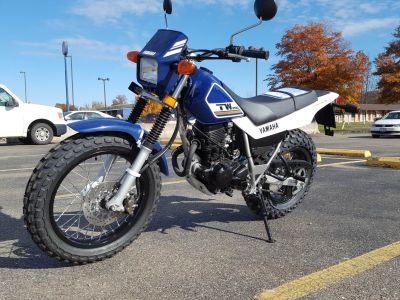 2017 Yamaha TW200 Dual Purpose Motorcycles Cambridge, OH