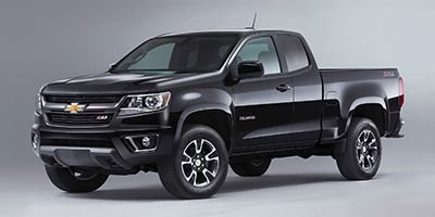 2015 Chevrolet Colorado Extended Cab Long Box 2-Wheel ()