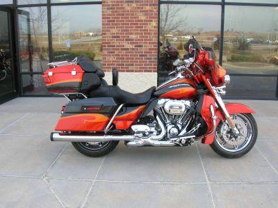 2013 Harley-Davidson CVO Ultra Classic Electra Glide Cruiser Motorcycles Lincoln, NE