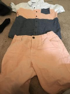 Boys dressy outfit