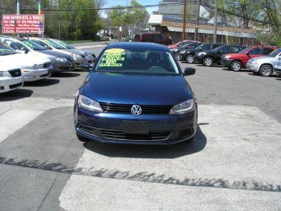 2011 Volkswagen Jetta Base (Blue)