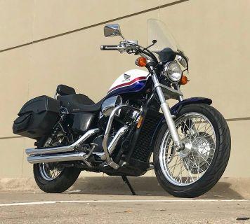 2011 Honda Shadow RS Cruiser Motorcycles Plano, TX