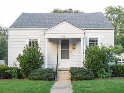 2 Bed 1 Bath Foreclosure Property in Columbus, IN 47201 - Newton St
