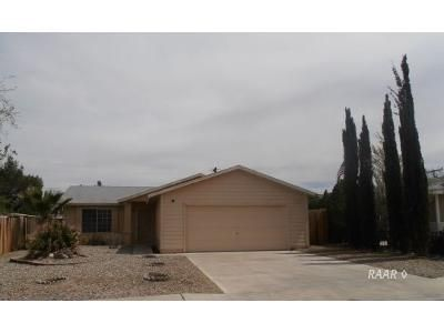 2 Bed 1 Bath Foreclosure Property in Ridgecrest, CA 93555 - Porter St