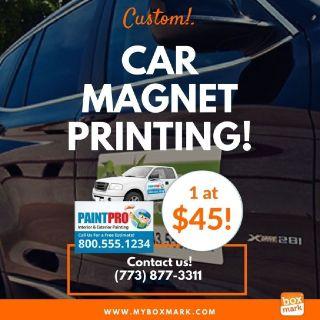 car magnets cheap
