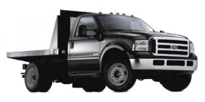 2005 Ford Super Duty F-350 SRW (White)