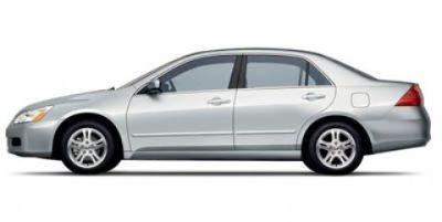 2006 Honda Accord LX (White)
