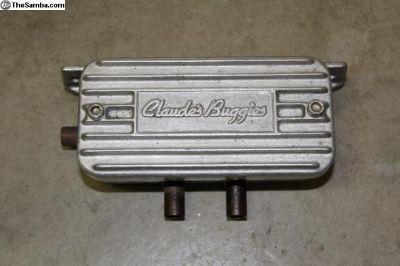 Vintage Claudes Buggies Breather Box