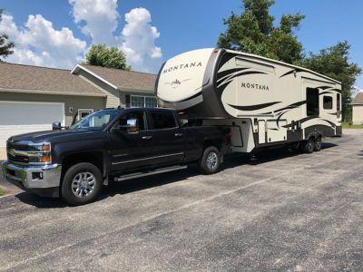 2016 Keystone Montana 3160RL