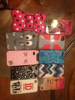 iPhone cases , for 4 and 5 iPhone size