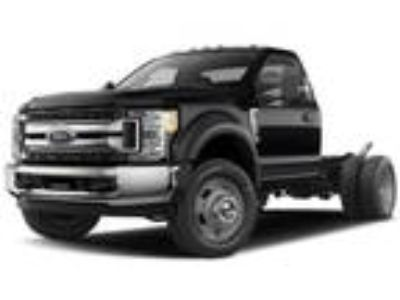 New 2019 FORD Super Duty F-550 DRW For Sale