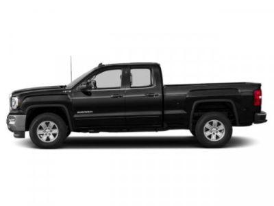 2019 GMC Sierra 1500 Limited SLE (Onyx Black)