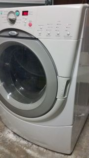 WHIRLPOOL FRONTLOAD WASHER . .30DAY WARRANTY . .FREE LOCAL DELIVERY . .910 550 5048