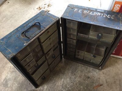 Old Navy Tool Box