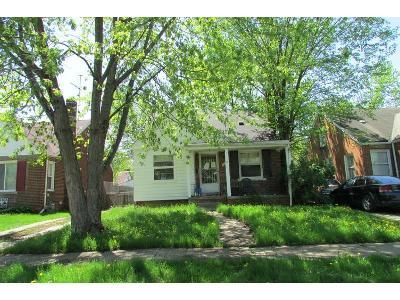3 Bed 1 Bath Foreclosure Property in Detroit, MI 48224 - Lodewyck St