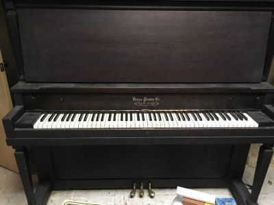 Baus & Company Excellent Sounding Upright Piano