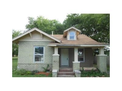 3 Bed 2 Bath Foreclosure Property in Haskell, OK 74436 - W Spruce St