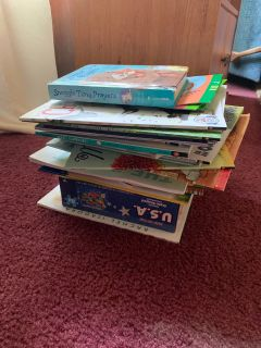 FREE!! Kids books and puzzle