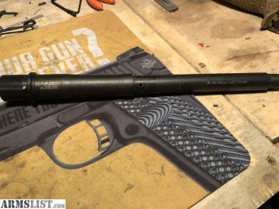 For Sale: Rainier arms ultra match 300Blk barrel