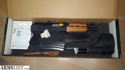 For Sale: Zastava Pap M85PV Yugo AK47 5.56x45mm
