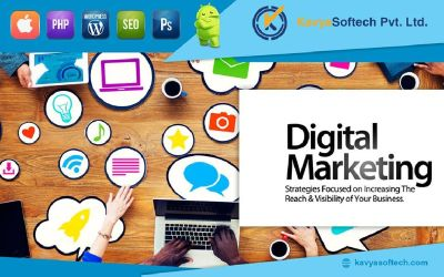 Best Digital Marketing Services in 2017 | Kavya Softech
