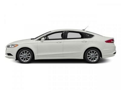 2018 Ford Fusion SE (White Platinum Metallic Tri-Coat)