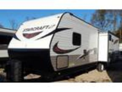 2019 Starcraft Autumn Ridge Outfitter 27RLI Rear Sofa Double Slideout