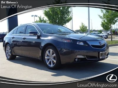 2013 Acura TL w/ Technology Package (Graphite Luster Metallic)