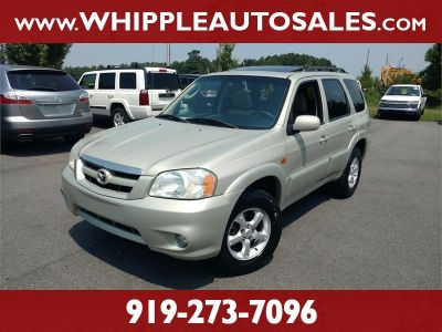 2005 Mazda Tribute s (Gold)