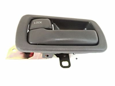 Buy Fits 92-96 Camry Left Driver Front / Rear Interior Door Handle & Bezel Grey motorcycle in Laurel, Maryland, United States, for US $11.95