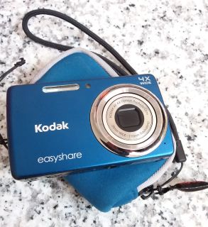 Kodak Easyshare Camera w/case and 8g Memory card