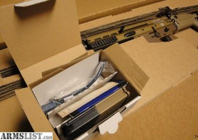 For Sale: FN SCAR 17S Brand new in box