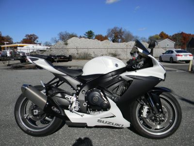 2011 Suzuki GSX-R600 Supersport Springfield, MA