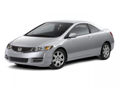 2010 Honda Civic LX (Silver)