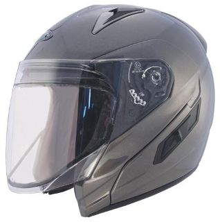 Buy ZOX ETNA SVS SILVER XL HELMET W/DOUBLE LENS 86-24065 motorcycle in Ellington, Connecticut, US, for US $129.95