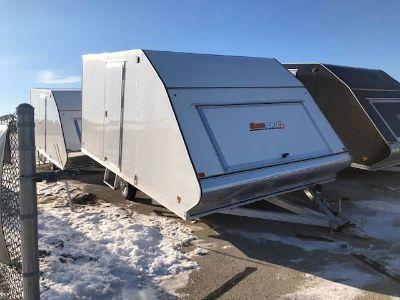 2019 ALCOM SNOPRO HYBRID 101X12 Snowmobile Trailers Francis Creek, WI