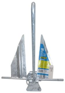 Sell SeaChoice Hot-Dipped, Galvanized 10E Utility Anchor, 20' to 24' Boats - 41620 motorcycle in Madison Heights, Michigan, United States, for US $14.99
