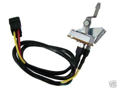 Buy Blower Switch - Heater Only - 1965 1966 Mustang - [24-0588] motorcycle in Fort Worth, Texas, US, for US $65.00
