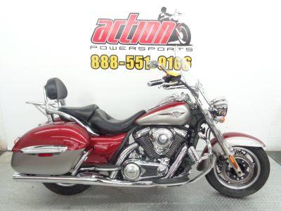 2012 Kawasaki Vulcan 1700 Nomad Touring Motorcycles Tulsa, OK