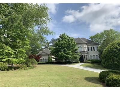 4 Bed 3.2 Bath Foreclosure Property in Alpharetta, GA 30022 - Kettering Pl