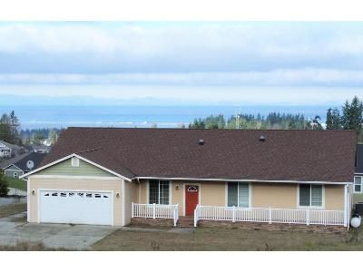 3 Bed 2 Bath Foreclosure Property in Port Angeles, WA 98362 - Morning Ct