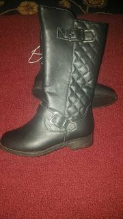 NWT girls riding boots. Size 11