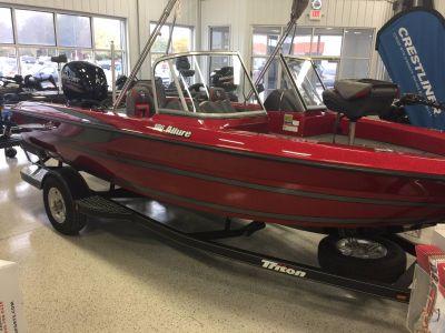 2018 Triton 186 ALLURE Fishing Boats Kaukauna, WI