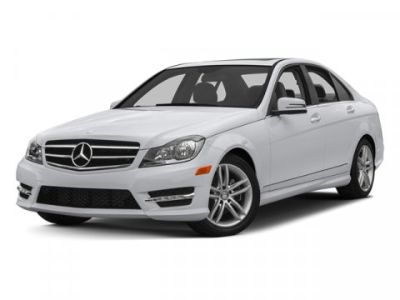 2014 Mercedes-Benz C-Class C250 Luxury (Silver)