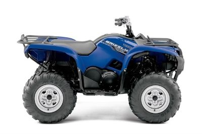 2015 Yamaha Grizzly 700 4x4 Utility ATVs Long Island City, NY