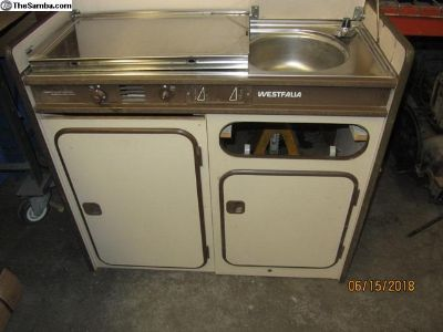 vanagon westfalia kitchen cabinet
