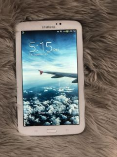Samsung galaxy tablet 16gb-great condition (Firm on price) Xposted