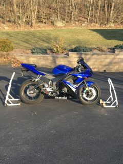 2008 Yamaha FZ600 S