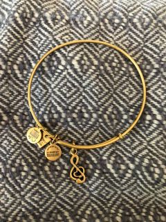 Alex and Ani Women s Treble Clef Bracelet