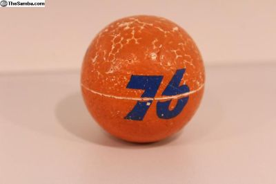 Vintage Early Union 76 Antenna Ball